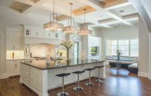 20 Beautiful Gourmet Kitchens