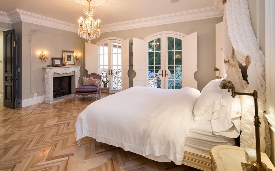 Master Bedroom Homes Of The Rich