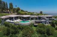 $20 Million Contemporary Hilltop Home In Los Angeles, CA