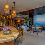 Living Room & Wet Bar