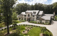 $3.15 Million Brick & Stone Home In Glenview, IL