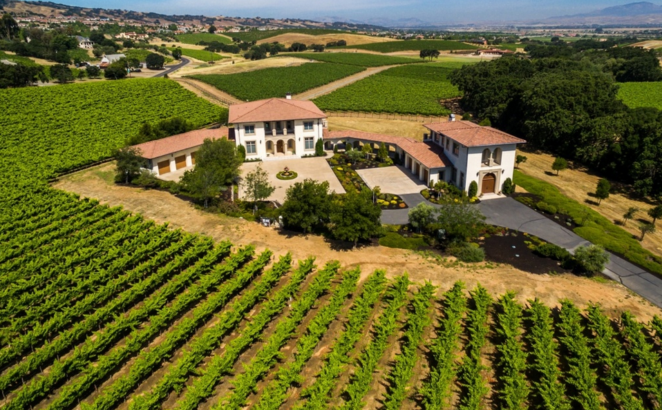 $4.25 Million Tuscan Inspired Home On 18 Acres In Livermore, CA