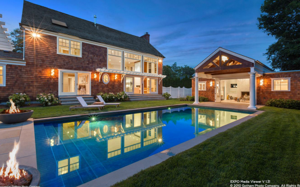 $4.75 Million Shingle Style Home In Southampton Village, NY