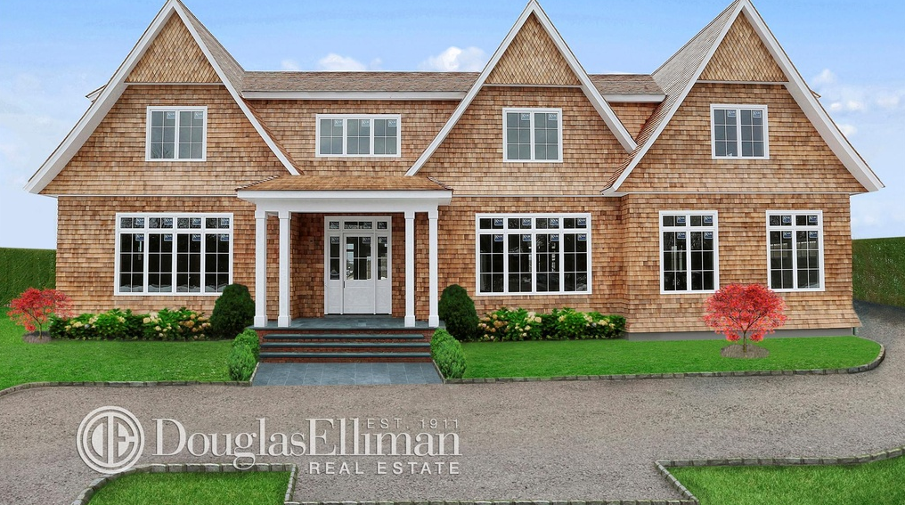 $12.5 Million Newly Built Shingle Style Mansion In Water Mill, NY