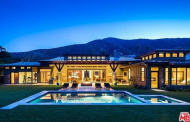 $9.45 Million Newly Built Contemporary Ranch Style Home In Malibu, CA