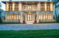 $7.895 Million Newly Built Mediterranean Mansion In Dallas, TX