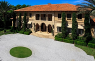 $9.9 Million 13,000 Square Foot Mediterranean Mansion In Naples, FL