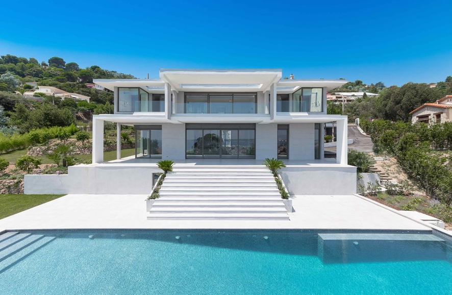 Newly Built Modern Villa In Provence-Alpes-Cote D'Azur, France