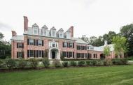 15,000 Square Foot Brick Colonial Mansion In Farmington, CT