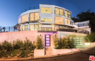 $4.299 Million Newly Built Contemporary Home In Los Angeles, CA