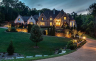 13,000 Square Foot French Country Mansion In Franklin, TN