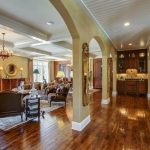 Living/Dining Rooms