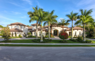 $12.95 Million Newly Built Mediterranean Mansion In Palm Beach Gardens, FL