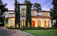 $3.695 Million Mediterranean Mansion In Houston, TX