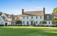 18,000 Square Foot Georgian Colonial Mansion In Dickerson, MD