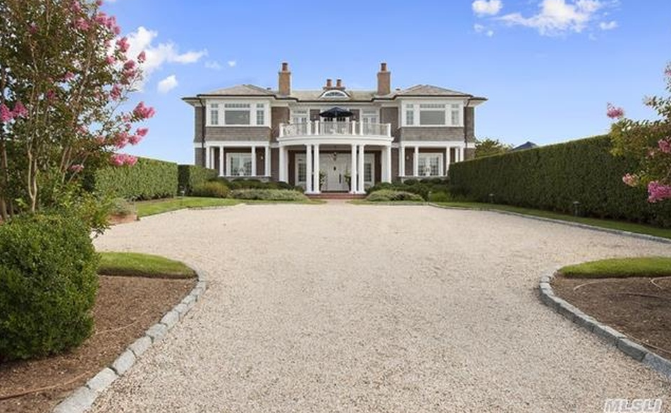 $22.95 Million Shingle Style Oceanfront Mansion In East Quogue, NY