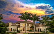 $9.9 Million West Indies Inspired Mansion In Naples, FL