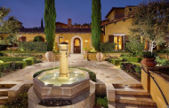 $7.75 Million European Inspired Mansion In Irvine, CA