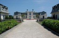 $40 Million Oceanfront French Chateau In Long Branch, NJ