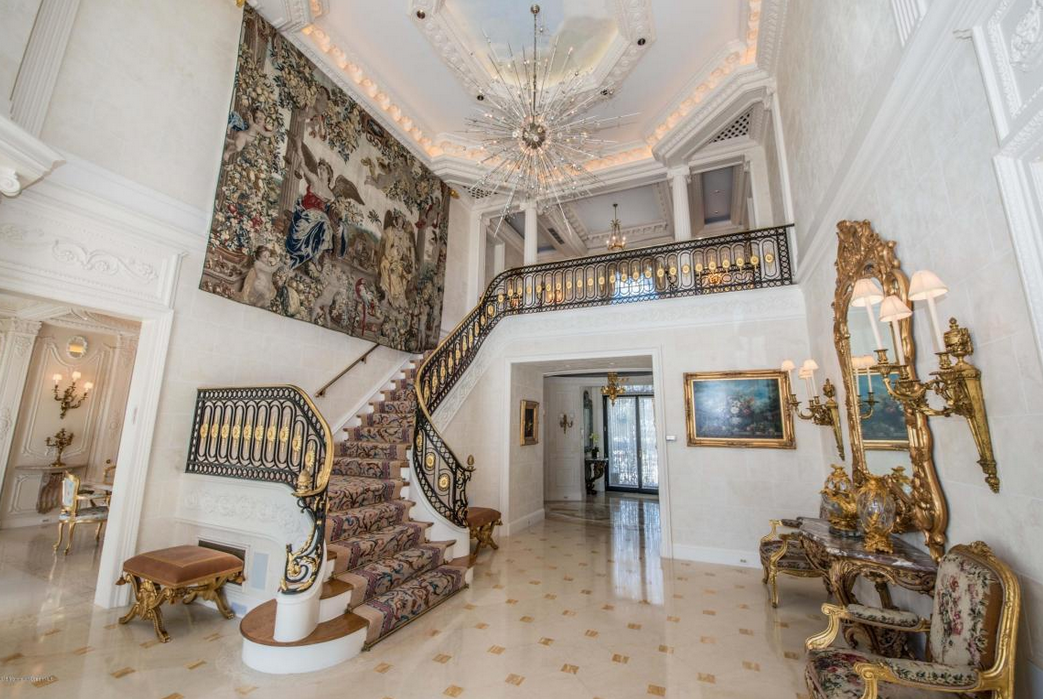 40 Million Oceanfront French Chateau In Long Branch Nj