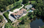 21,000 Square Foot European Inspired Mansion In Greenwich, CT Re-Listed