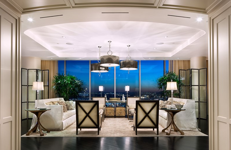 10,000 Square Foot Penthouse In Fort Worth, TX