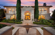 $12.75 Million Mediterranean Mansion In Newport Coast, CA