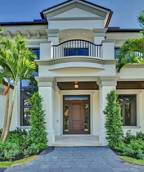 $9.395 Million Newly Built Waterfront Mansion In Boca