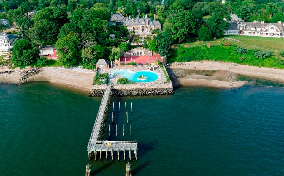 Incredible $100 Million Waterfront Compound In Kings Point, NY