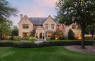 $7.495 Million European Inspired Stone Mansion In Dallas, TX