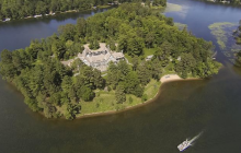 $12.75 Million Waterfront Mansion On A 12 Acre Peninsula In Crosslake, MN