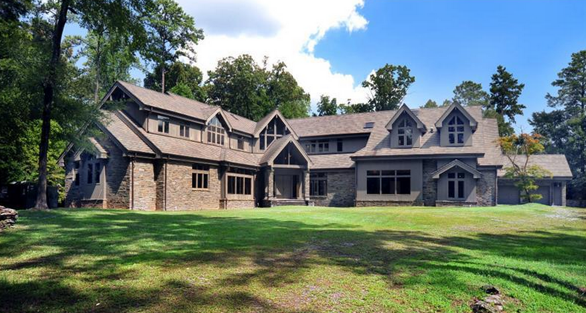 24 000 Square Foot Newly Built Unfinished Mega Mansion In
