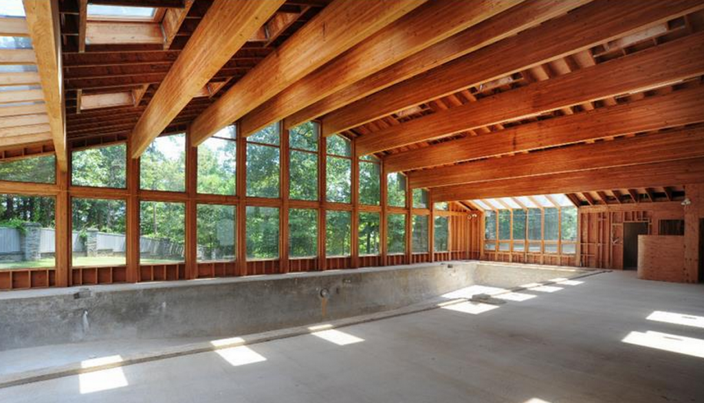 24 000 Square Foot Newly Built Unfinished Mega Mansion In Atlanta Ga Homes Of The Rich The