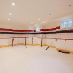 Indoor Mini Skating Rink