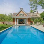 Swimming Pool & Pool House