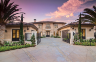 $7.58 Million Newly Built Mediterranean Mansion In Arcadia, CA