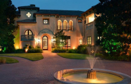 $14.2 Million European Inspired Waterfront Mansion In Austin, TX