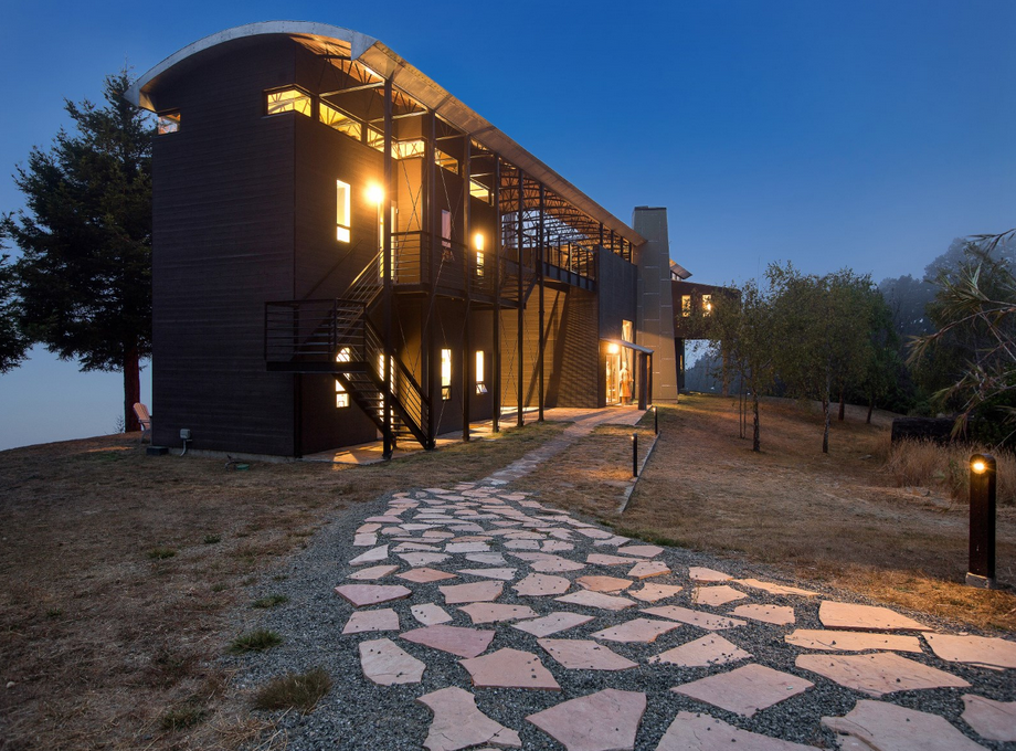 6 Million Contemporary Beauty On 218 Acres In Stewarts