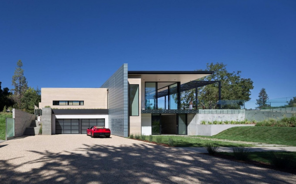 $8.95 Million Newly Built Modern Home In Los Gatos, CA