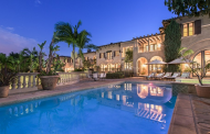 $45 Million Newly Listed 20,000 Square Foot Mediterranean Mansion In Los Angeles, CA