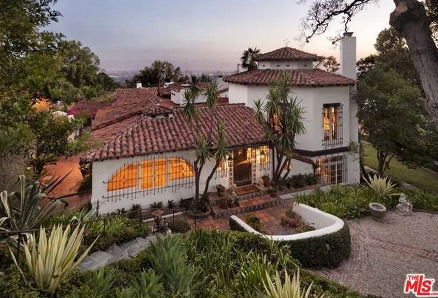 Bella Vista A 42 5 Million Historic Estate In Beverly