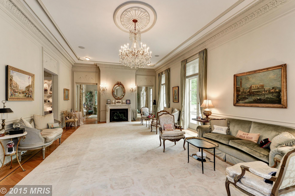 160 Ross Floor Plans: $12 Million Beaux Arts Style Limestone Mansion In