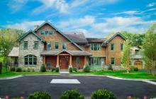 $8.995 Million Stone & Shingle Mansion In Greenwich, CT