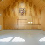 Indoor Half-court Basketball Court