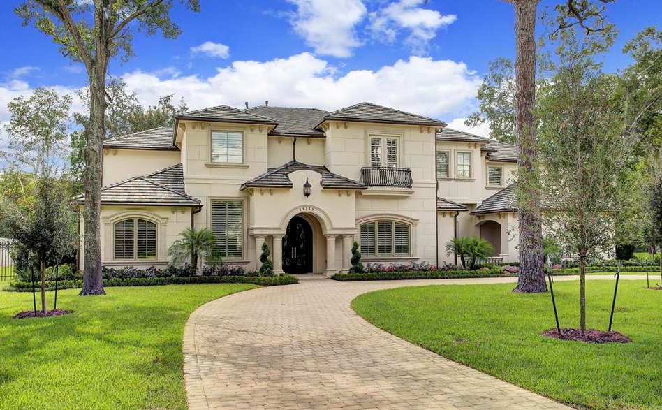 $3.9 Million Newly Built Home In Houston, TX