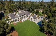 $36.8 Million Newly Built Contemporary Estate In Atherton, CA