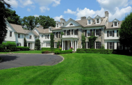 14,000 Square Foot Georgian Colonial Mansion In Greenwich, CT