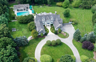 $7.85 Million Georgian Stone Mansion In Greenwich, CT