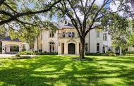$4.9 Million French Inspired Mansion In Houston, TX