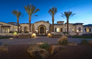 9,000 Square Foot European Inspired Mansion In Paradise Valley, AZ Re-Listed